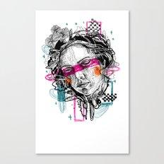 lookdown Canvas Print