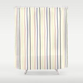 BENJAMIN HORNE Shower Curtain
