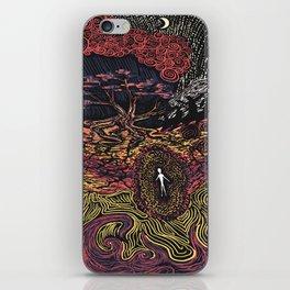 Earth Soul iPhone Skin