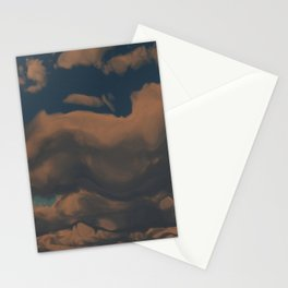 Late Afternoon (Cloud series #2) Stationery Cards
