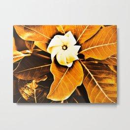 Tiare 'o Tahiti Metal Print