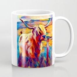 Highland Cow 4 Coffee Mug