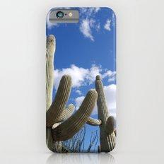 Saguaro Cactus Tree Slim Case iPhone 6s