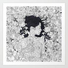Love and Beauty Art Print