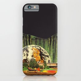 Earth house  iPhone Case