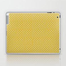 Yellow spots Laptop & iPad Skin
