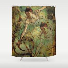 Degas Shower Curtain