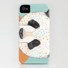 Polkadot Panda iPhone (4, 4s) Slim Case