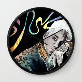 Kel  Wall Clock