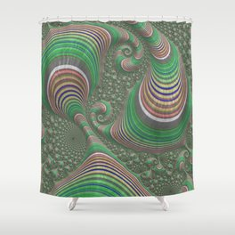 Forever and Ever Shower Curtain