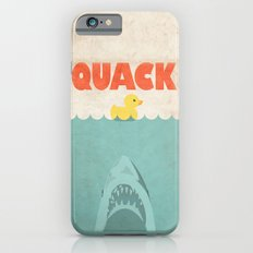 Jaws Rubber Duck iPhone 6s Slim Case