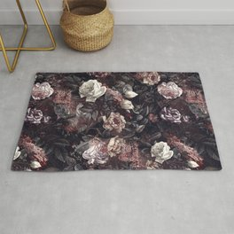 EXOTIC GARDEN - NIGHT III Rug