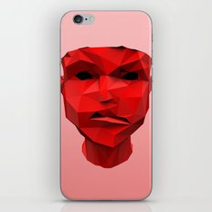 Expression D iPhone Skin
