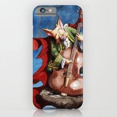 Feline counter bassist iPhone 6s Slim Case