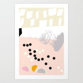 Tipping Point No.2 Art Print