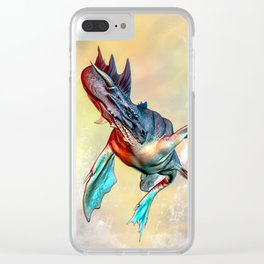 Nessie Clear iPhone Case