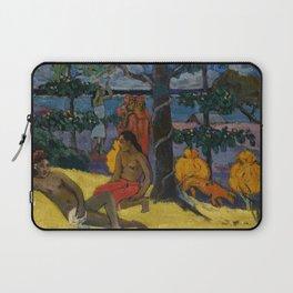 "Paul Gauguin ""Te Arii Vahine (La Femme Aux Mangos)"" Laptop Sleeve"