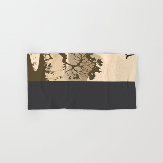 My Nature Collection No. 56 Hand & Bath Towel