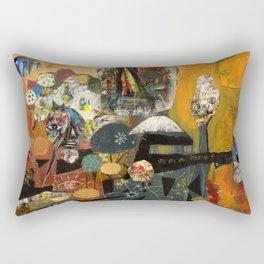 Gumball Golden Hour Rectangular Pillow