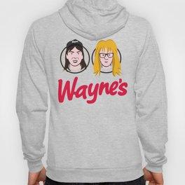 Wayne's Double Hoody