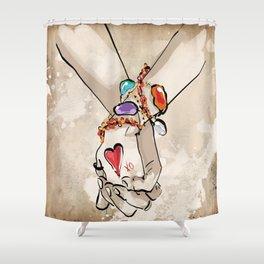 X.O Shower Curtain