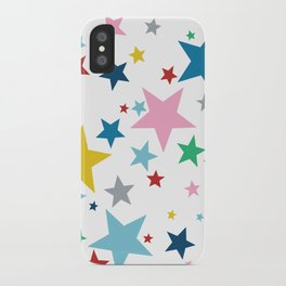 Stars Small iPhone Case
