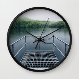 Cold Spring, New York Wall Clock