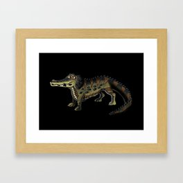 caihund Framed Art Print