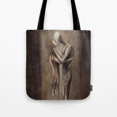 Entropy of Love Tote Bag