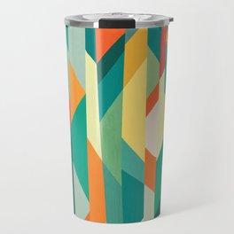 Broken Ocean Travel Mug