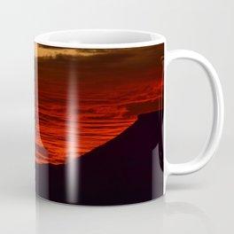 Red Hot Desert Sky Coffee Mug