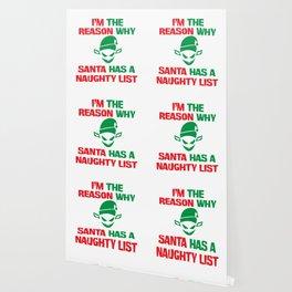 Christmas evil children list Santa Claus children gift idea Wallpaper