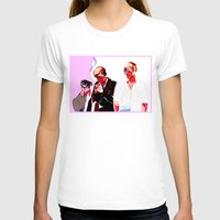 snk T-shirts featuring SNK Broken Boys by rhymewithrachel