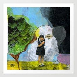 PIPE DREAM 040 Art Print