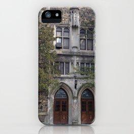 Maplewood - Jefferson iPhone Case