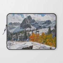 Sundial Mountain Peak Laptop Sleeve