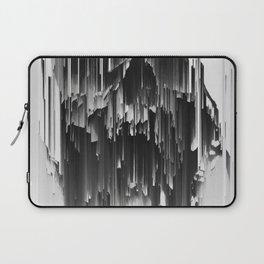 Skull Liquify Laptop Sleeve