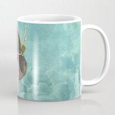 Samurai Mandrill Mug