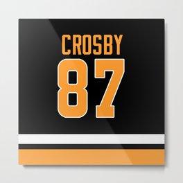 crosby 87 Metal Print