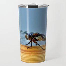 Winged Insect Travel Mug