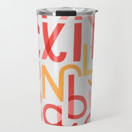 Exit Only, Baby Travel Mug