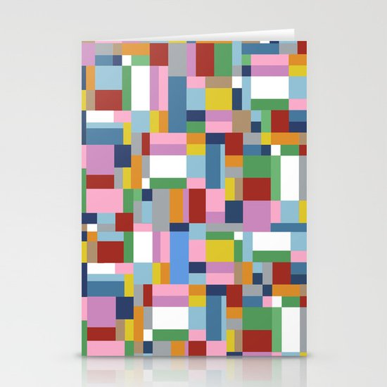 New Map Stationery Cards