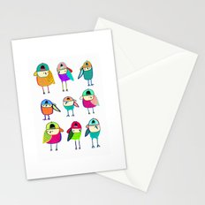 Little Owls. Stationery Cards