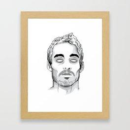 Daniel Johns Framed Art Print