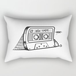 The forgotten Mix Tape Rectangular Pillow