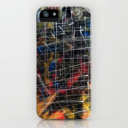 The stars above us iPhone Case
