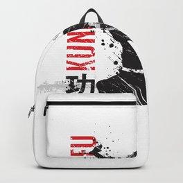 Kung Fu Backpack