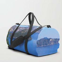 Deep Blue Carter Duffle Bag