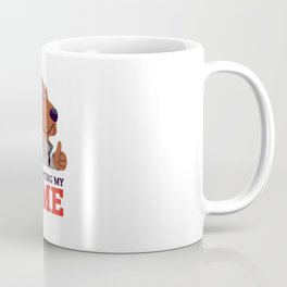 Stop Wasting My Time Coffee Mug