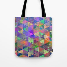 Triangulum Tote Bag